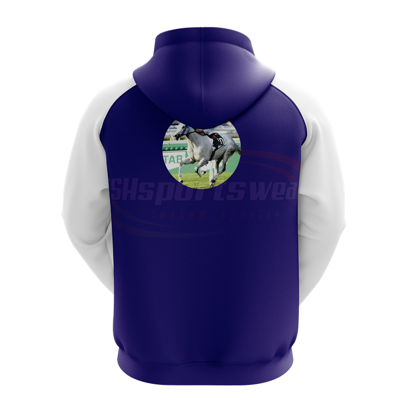 Custom made sublimation printing jackets pullover hoodies