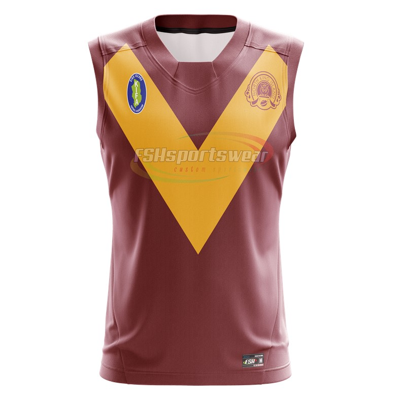 Sublimated AFL Jumpers, Custom AFL Singlets AFLJerseys
