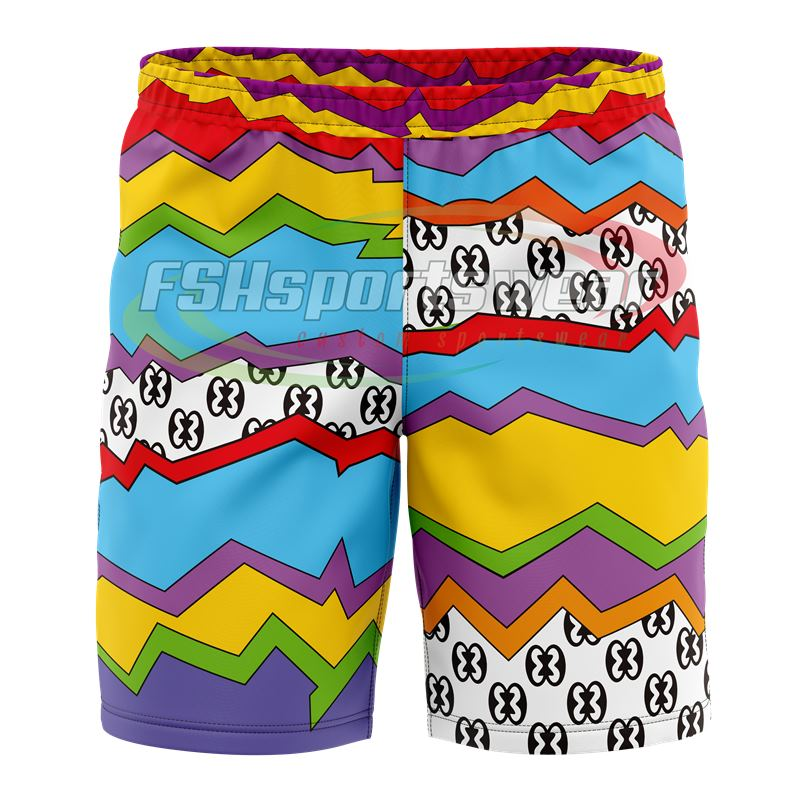 Fashion Printed Quick Dry Breathable Beach Men Swimwear Shorts Swimming Trunks