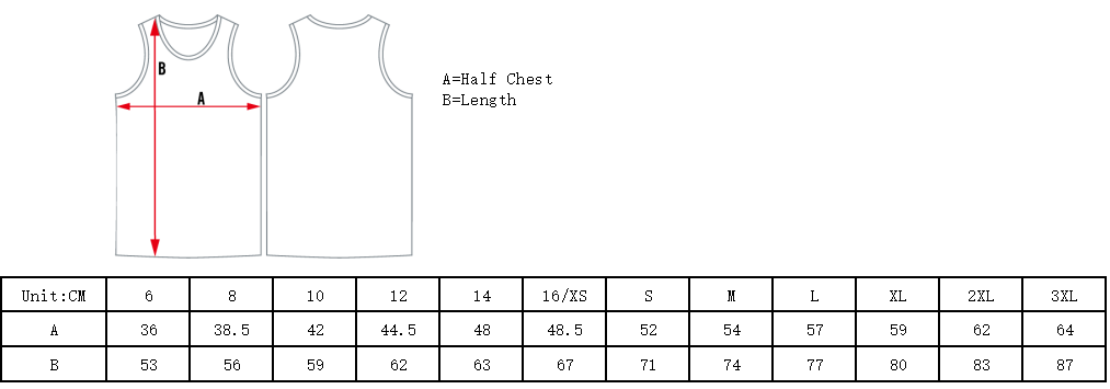 Size chart of basketball singlets.png