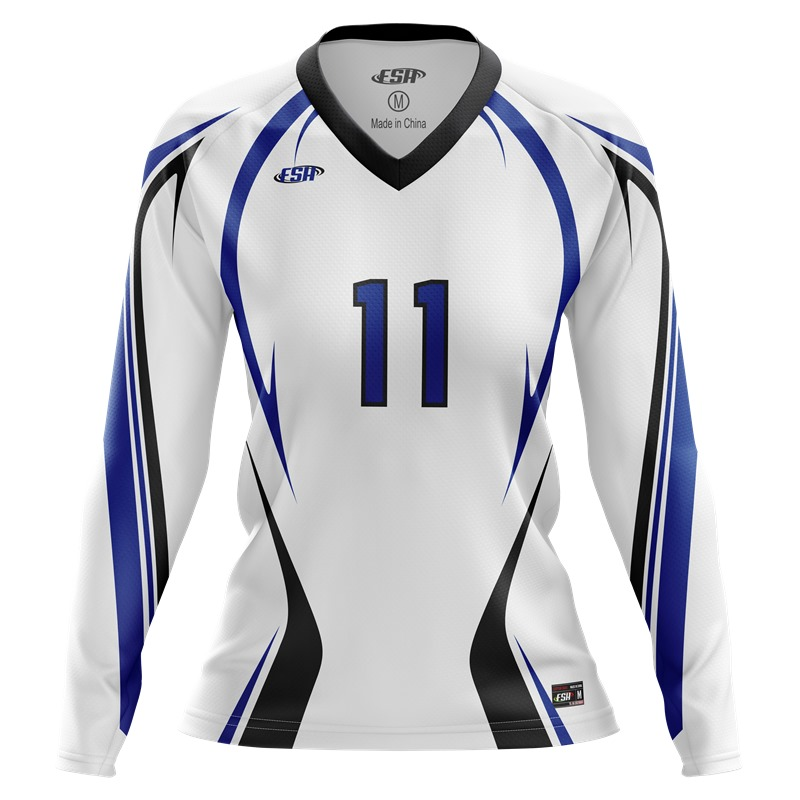 Profession Wholesale Women Sportswear Breathable Volleyball Jersey