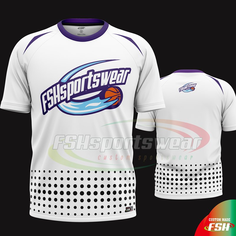 Sublimated short sleeve shooting shirt