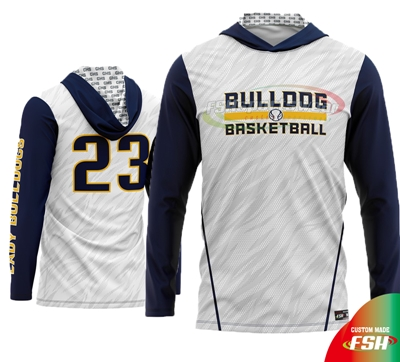 Bulldog long sleeve basketball hooded shooting shirt.jpg
