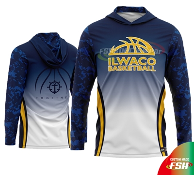 ILWACO long sleeve basketball hooded shooting shirt.jpg